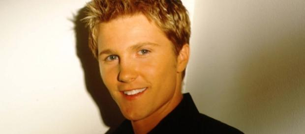 J.T. Hellstrom (Thad Luckinbill) returns to Genoa City for a short storyline. [Image by CBS/Used With Permission]