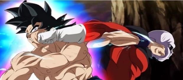 La revancha entre Goku y Jiren ya está muy cerca