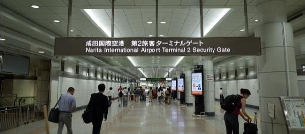 Narita International Airport - Terminal 2 security gate. (Image credit: bfishadow – Wikimedia Commons)
