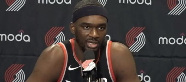 Noah Vonleh could be the centerpiece of the trade package for Bledsoe – image credit| Blazers Media / Youtube