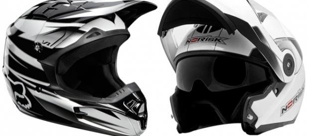Para cada cabeça, vários capacetes   Motonline - com.br