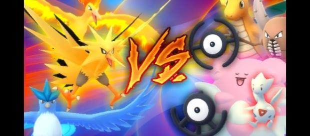 'Pokemon Go' is bringing the Legendary Birds, Unown, & Mr.Mime in a new event.[Image Credit: Poke AK/YouTube]