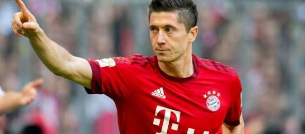 Robert Lewandowski weiterhin in Topform (Quelle: tz.de)