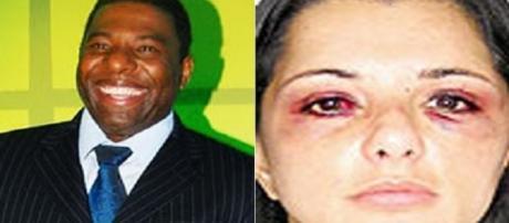 Netinho admitiu que bateu na ex-esposa, Sandra (Foto: Divulgação)