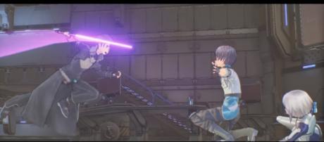 Sword Art Online: Fatal Bullet - Release Date Trailer | PS4, XB1, PC [Image Credit: Bandai Namco Entertainment/YouTube screencap]