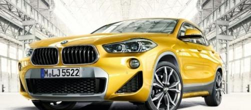 BMW announced its new X2 model which will be release in March 2018. [Image Credit: BMW/Twitter]