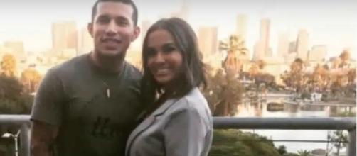 Briana DeJesus and Javi Marroquin [Image by TheFame/YouTube]