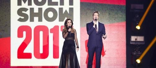 Cantora famosa queria acender cigarro ilícito no 'Prêmio Multi Show 2017'