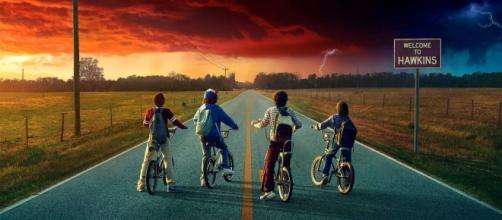 Chegou nesta madrugada a 2ª temporada de ''Stranger Things'', na Netflix