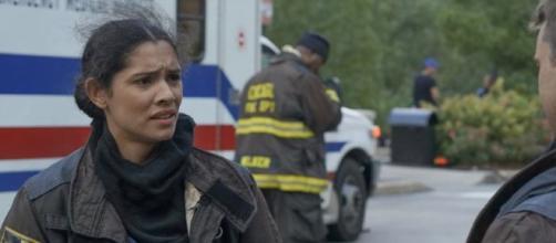 'Chicago Fire's' explosive fall finale [YouTube/ tvshowpromo]
