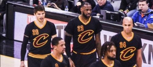 Cleveland Cavaliers have brought a big decision. Image Credit: Erik Drost / Flickr