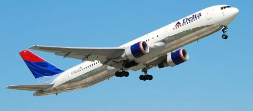 Delta Air has uncovered a pet scam involving the airline.[image credit;Andrei Dimofte/Wikimedia Commons]