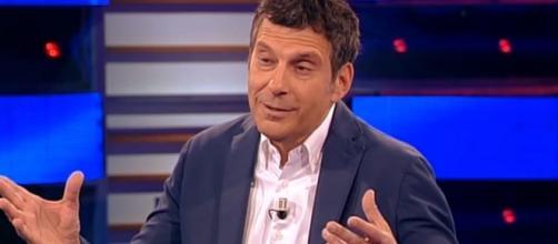 Fabrizio Frizzi, presentatore L'Eredità