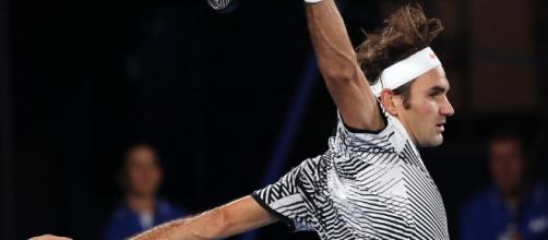 Federer plays a majestic backhand - ABC News (Australian ... - net.au