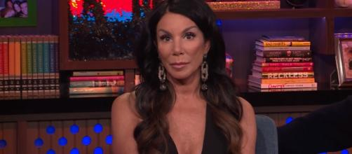 """Former """"RHONJ"""" star talks about her return to the show- Youtube/ Watch What Happens Live with Andy Cohen"""