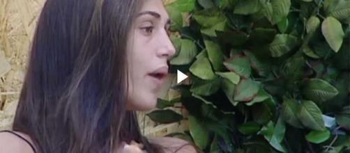 Grande Fratello Vip: Cecilia Rodriguez in crisi