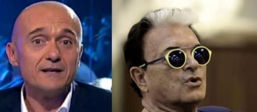 Grande Fratello VIP: Cristiano Malgioglio e Alfonso Signorini