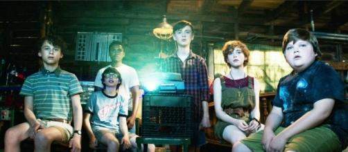 I ragazzi protagonisti del film IT