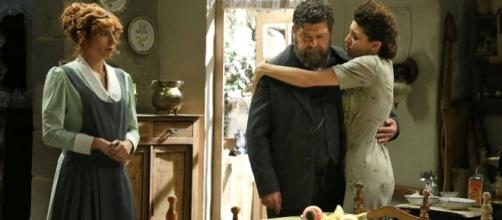 Il Segreto, anticipazioni: Mauricio accetta di sposare Nazaria.