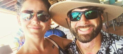 Jenelle Evans and David Eason enjoy a vacation. [Photo via Instagram]