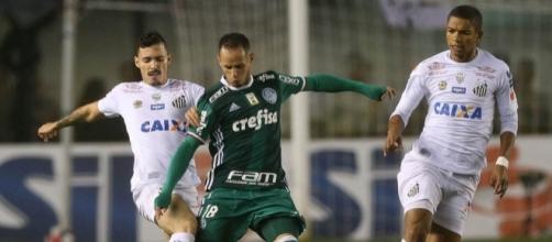 Jogador do Santos é assunto do momento nos bastidores do Corinthians