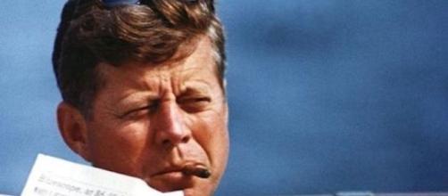 John F. Kennedy (Vía internet)