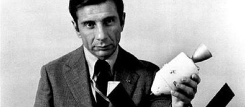 Jules Bergman was the best space reporter of his era [image courtesy ABC Television wikinmedia commons]