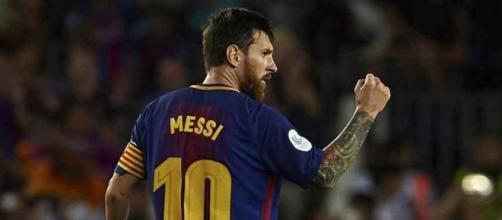Lionel Messi está incomodado com essa situação no Barcelona