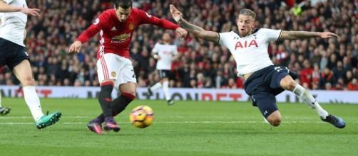 Manchester United vs Tottenham Hotspur : un choc au sommet !