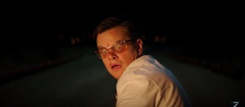 "Matt Damon stars as Gardner Lodge in ""Suburbicon"" (Image credit: Zero Media/YouTube)"