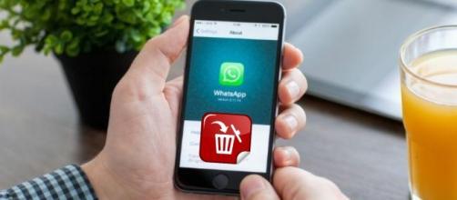 Mensagens no WhatsApp podem ser apagadas, mesmo que a outra pessoa já tenha visualizado