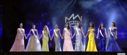 Miss World coronation night [Image Credit: Miss World/YouTube screencap]