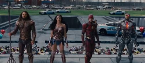"New international trailers of ""Justice League"" features Steppenwolf. Image credit: DC/YouTube"