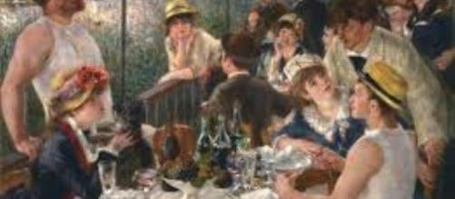 "Renoir's ""Luncheon of the Boating Party"" -- wikipedia.org"