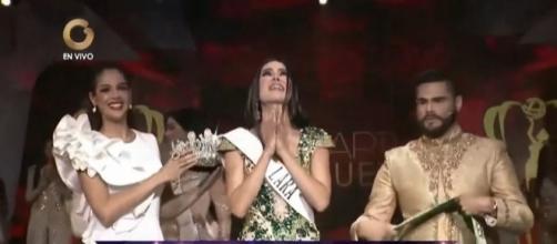 Venezuela's crowning moment [Image Credit: Arvin Cabachete/YouTube]