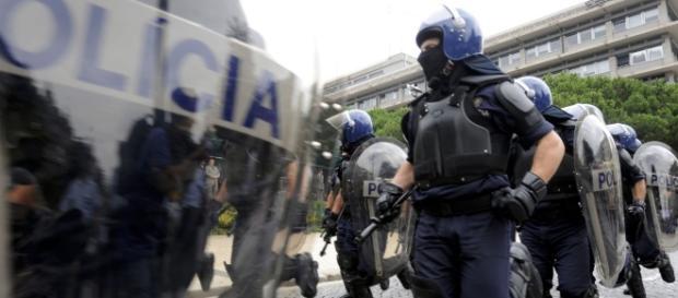 11 efectivos do Corpo de Intervenção acusados de violência pelo Ministério Público