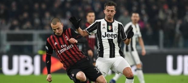 AC Milan - Juventus, un combat ardent