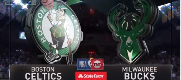 Boston Celtics played against the Milwaukee Bucks. Image Credit: Ximo Pierto HD/YouTube