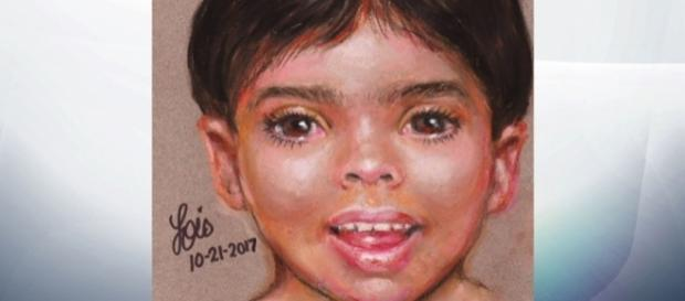 Can you identify this child found dead on Galveston beach in Texas? - [Kxan/YouTube screencap]