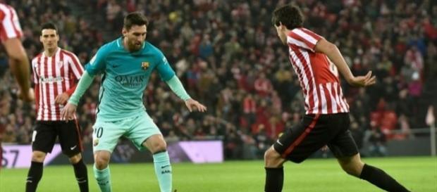 El Barça tendrá bajas sensibles en San Mamés