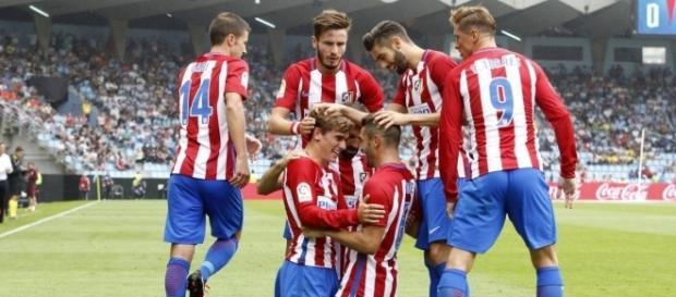 Figuras del Atlético de Madrid