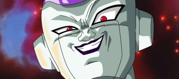 La imagen de Frieza en la serie de animación japonesa Dragon Ball Super. - deviantart.com