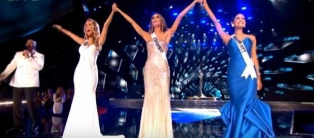 Miss Universe coronation night [Image Credit: Anthony M Gomes/YouTube]