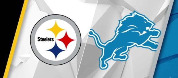 Steelers and Lions highlight week 8 games in the NFL - NFL/YouTube