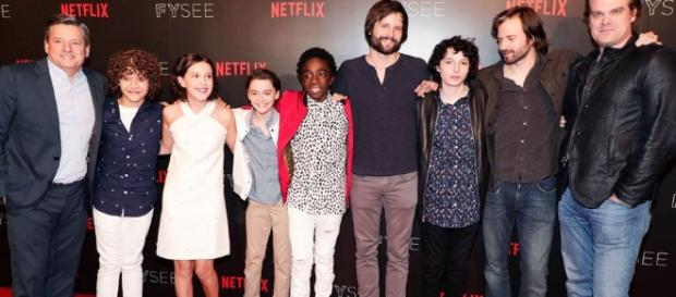 Stranger Things: il cast al Lucca Comics