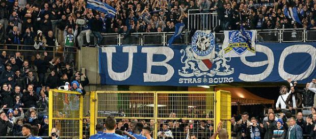 Strasbourg, une affluence de Ligue 1 - football.fr