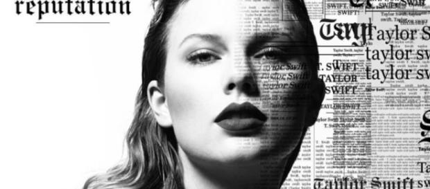 Taylor Swifts neues Album Reputation (Quelle: Hollywoodreporter)