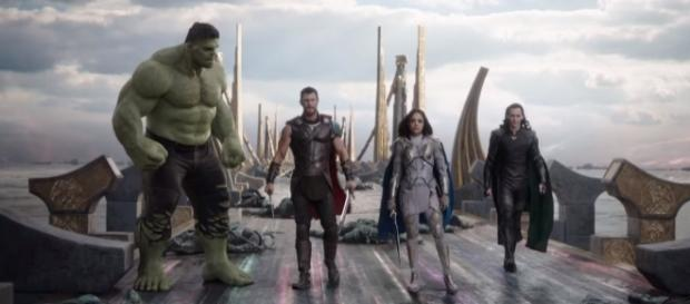 'Thor: Ragnarok' Official Trailer (Image Credit: Marvel Entertainment/YouTube screencap)