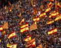 Marcha en Barcelona por la unidad