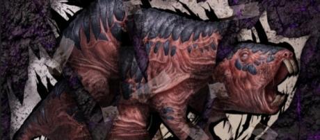 The new dossier for 'ARK's' 'Aberration' DLC. [Image via nakedzombo/YouTube screencap]
